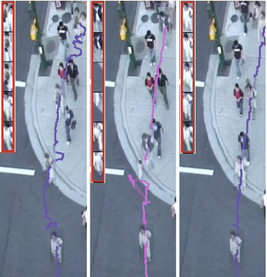 Motion Detection and Object Tracking in Image Sequences